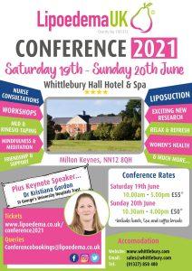 Lipoedema UK Final-Conference-Poster-2021-J